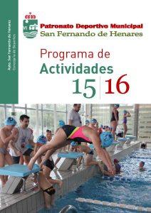 PROGRAMA DE ACTIVIDADES 2015-2016