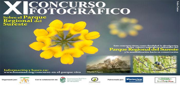 """XI Concurso Fotográfico """"En el Parque Vivo"""""""