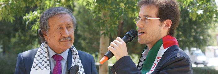 Iniciativa solidaria en San Fernando de Henares para ayudar al pueblo palestino