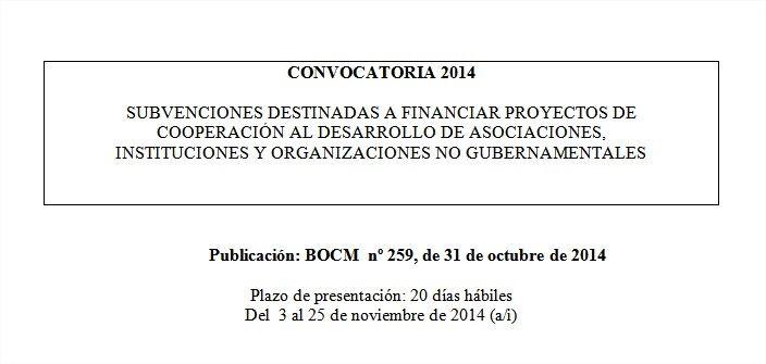 BasesCooperacion2014