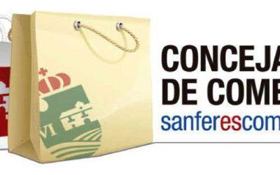 El área de Comercio informa sobre ayudas ante la 'Borrasca Filomena' y guía actualizada dirigida al sector