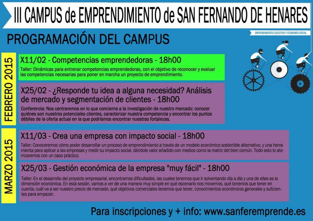 3-Folleto Programación campus FEBRERO y MARZO v5