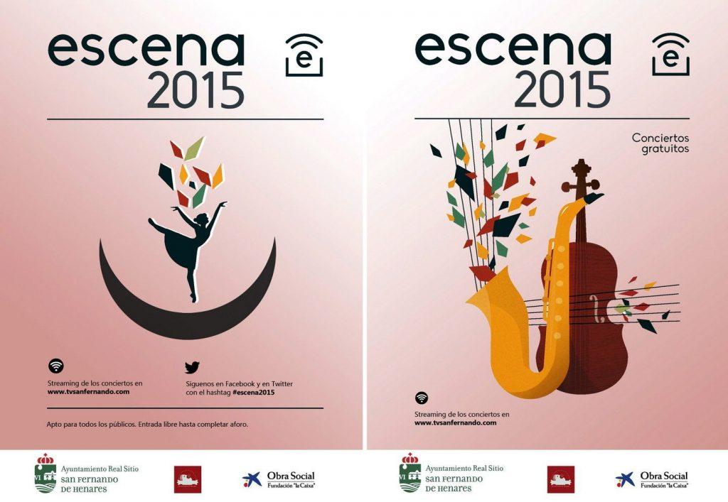 Díptico portada y contra escena 2015