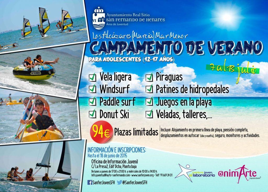 CartelcampamentoVERANO_juventud
