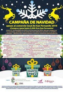 Campaña de Navidad para el comercio local en SFH  01-12-15