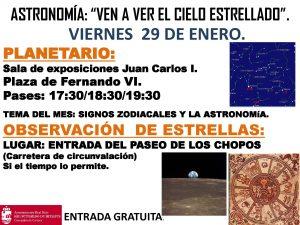 ASTRONOMÍA CARTEL