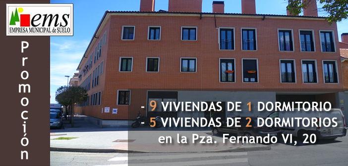 Venta de viviendas Plaza Fernando VI, nº 20