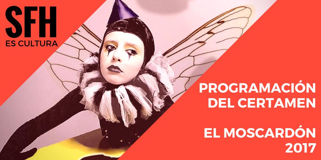 EL MOSCARDÓN: Certamen de teatro aficionado