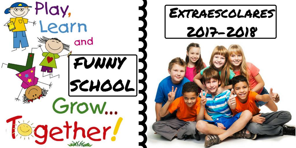 Actividades Extraescolares: Funny School y Cole Abierto 2017-2018