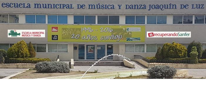 Listado de admitid@s y espera en la E.M.M.D. (Escuela Municipal de Música y Danza). Curso 2019-2020