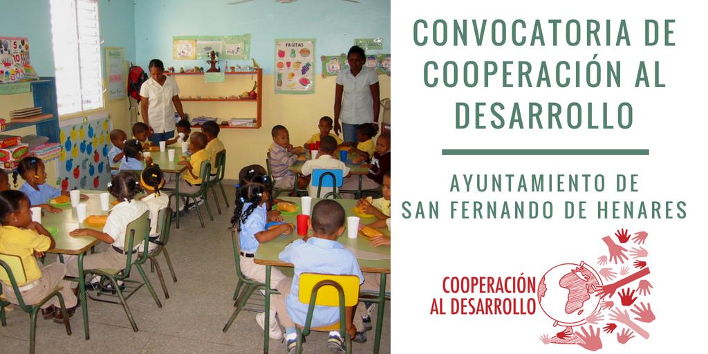 Convocatoria Proyectos de Cooperación al Desarrollo y Acciones Humanitarias 2019