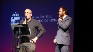 Jorge Freire, organizador de SanfernanCine