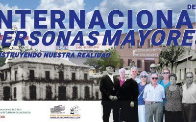 San Fernando de Henares celebra el Día Internacional de las Personas Mayores con homenajes, música y baile y una conferencia