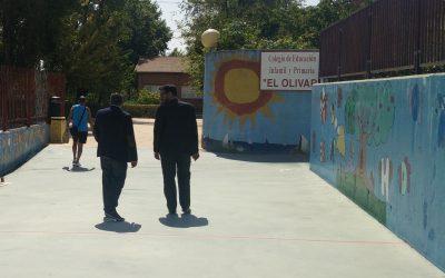 Más de 3.000 escolares inician el curso académico en los siete colegios públicos de San Fernando de Henares