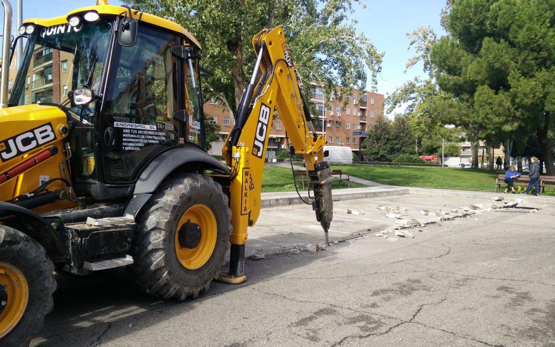 'Pistoletazo de salida' a las obras de mejora y renovación de la calle Zumárraga