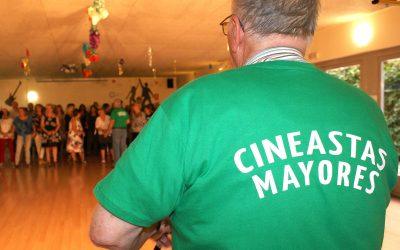 El Grupo de Mayores Cineastas de San Fernando de Henares finaliza el rodaje de su nuevo cortometraje 'Sin ti, no podría dar un paso'