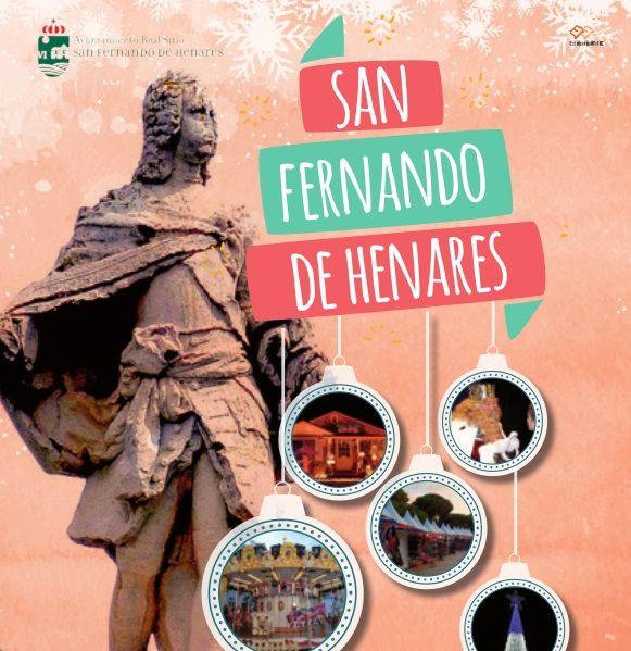 Comienza la cuenta atrás: siete días para inaugurar la Navidad en San Fernando de Henares