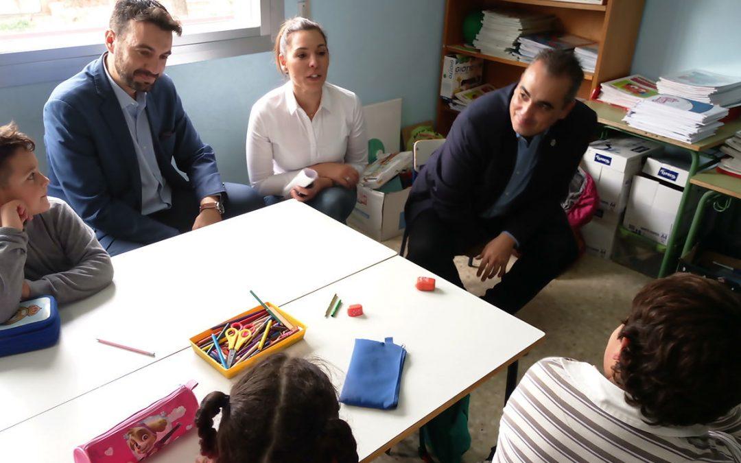 San Fernando de Henares celebra el Día Internacional de los Derechos del Niño con un juego lúdico que llega a los colegios