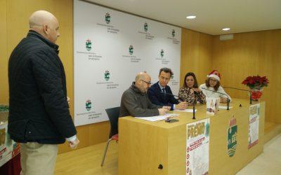 Celebrado el sorteo de 3.000 euros 'Comprar en Sanfer tiene Premio', la campaña de apoyo al comercio local