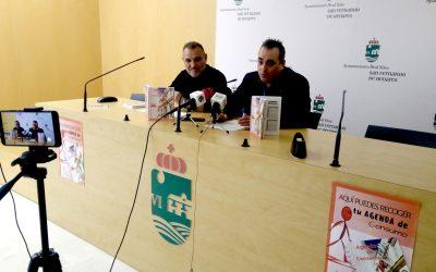 El área de Sanidad y Consumo reparte 1.500 agendas gratuitas con información sobre los derechos de los/as consumidores/as