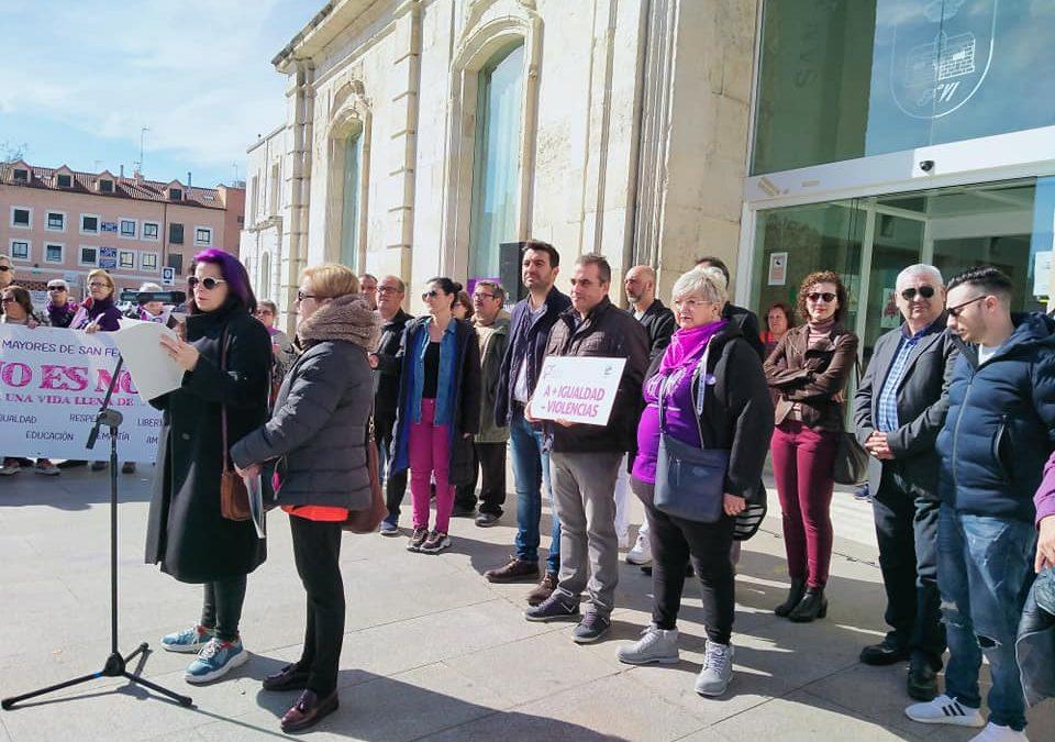 Clara Campoamor, moción por la igualdad, cine y música por el 8 de Marzo