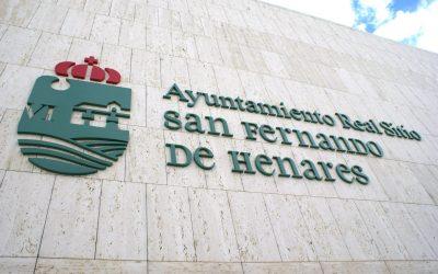El Ayuntamiento de San Fernando de Henares informa sobre cierre de centros y suspensión de actividades municipales