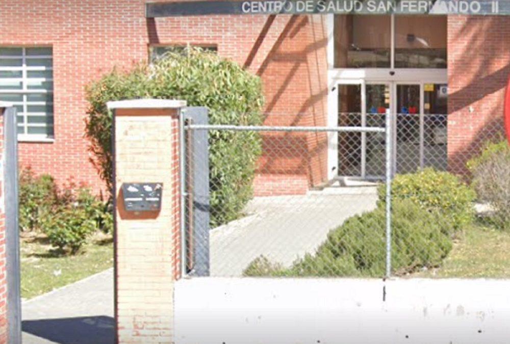 El Ayuntamiento exige la apertura del Servicio de Urgencias de Atención Primaria en el Centro de Salud San Fernando II