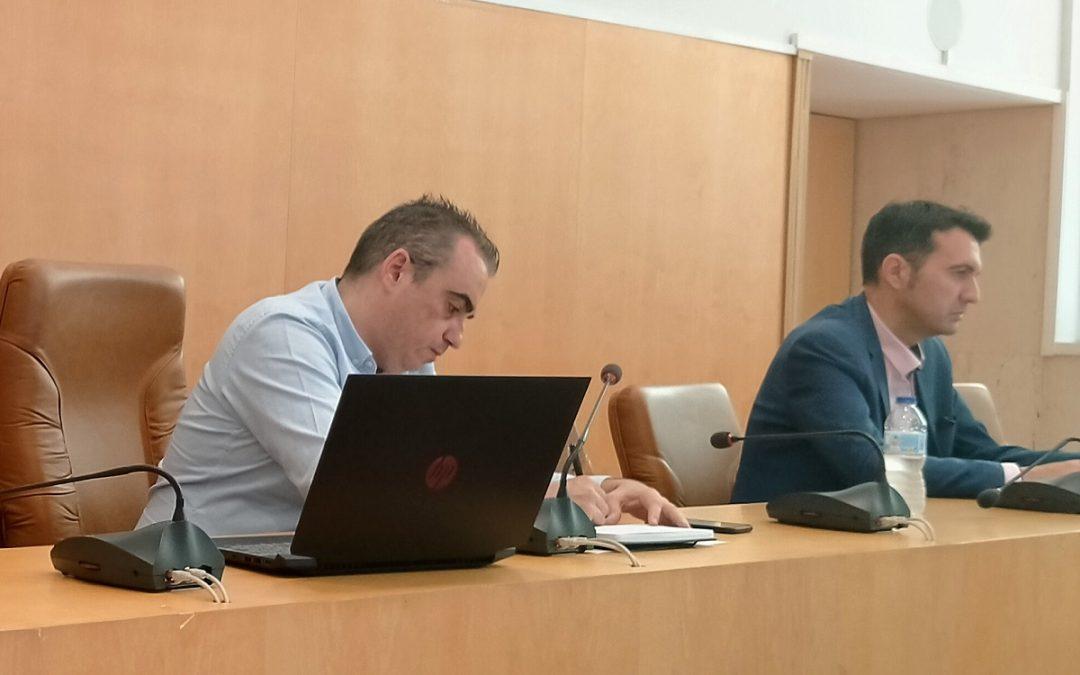 La mejora de la movilidad y la desinfección de edificios municipales, entre los asuntos tratados en la sesión de la 'Comisión de Seguimiento'