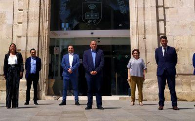 """Javier Corpa, alcalde: """"La conciencia de este equipo de Gobierno son las personas"""""""