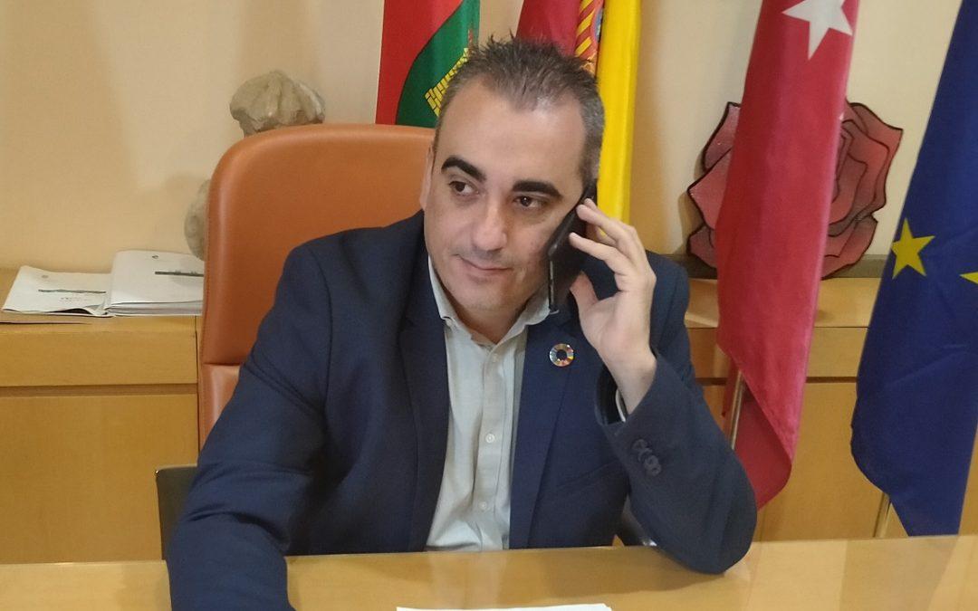 El alcalde remite una carta al consejero de Transportes para activar la 'Mesa de Coordinación Técnica' destinada a abordar las afecciones de Metro