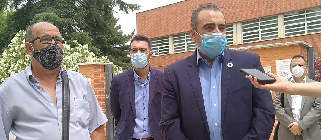 El equipo de Gobierno apoyará la concentración contra los recortes sanitarios en el Centro de Salud 'San Fernando II'