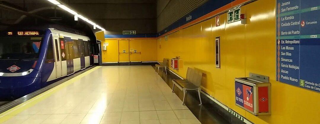El Ayuntamiento de San Fernando de Henares exige información sobre una nueva incidencia en la línea 7B de Metro, que ha conocido a través de un diario nacional