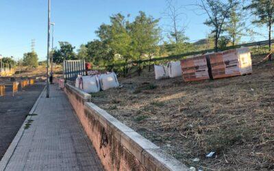 El Ayuntamiento de San Fernando de Henares inicia las obras para la creación del 'Parque Lineal'