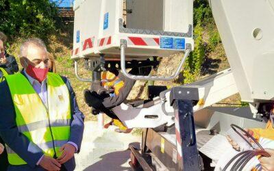 San Fernando de Henares, entre los municipios incluidos en el 'Plan de Mejora de Iluminación de Pasos de Peatones'