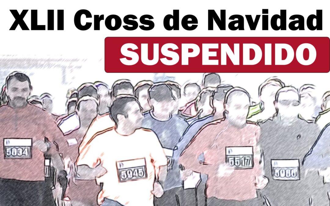 NOTA INFORMATIVA: Suspensión del XLII Cross Popular de Navidad debido a la COVID-19