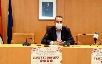 'Pistoletazo de salida' a la campaña en apoyo al comercio local 'En Navidad, Sanfer tiene Premio'