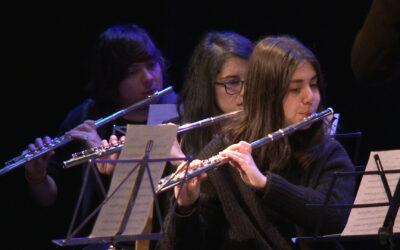 Concierto de Navidad 'online' a cargo de la Escuela de Música y Danza 'Joaquín de Luz'