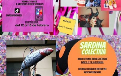 Las Concejalías de Infancia y Adolescencia y Juventud 'reinventan' el Carnaval con divertidas propuestas haciendo uso de las nuevas tecnologías