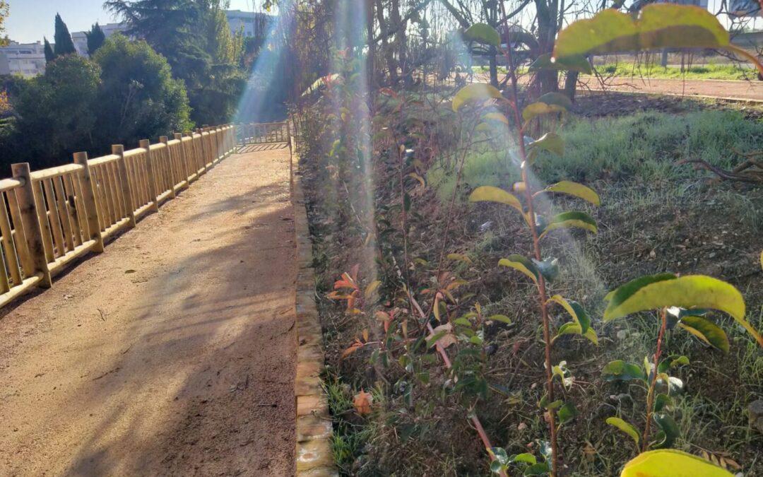 El nuevo Parque Lineal será bautizado con el nombre de Manuela Urbanos