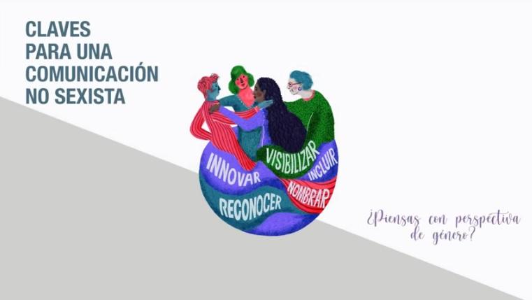 La Concejalía de Igualdad presenta un vídeo con las claves para llevar a cabo una comunicación no sexista