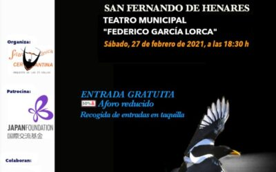 El compositor japonés Hikari OE ofrecerá un concierto de acceso gratuito en el Teatro Federico García Lorca