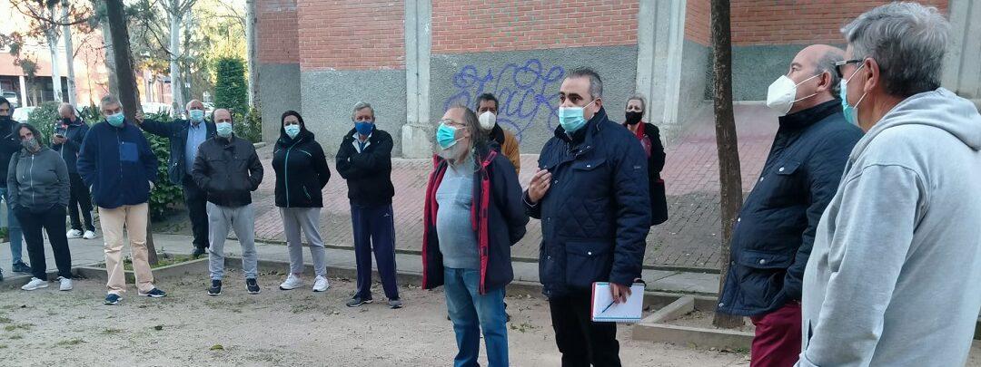El alcalde, Javier Corpa, convoca una asamblea vecinal para incluir las demandas y peticiones de los/as ciudadanos/as en el Plan Municipal de Recuperación de Barrios