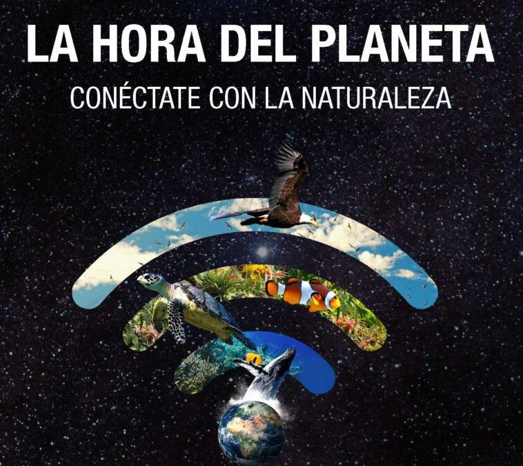 El Ayuntamiento de San Fernando de Henares se une a la celebración de 'La Hora del Planeta', que tendrá lugar el próximo sábado, 27 de marzo