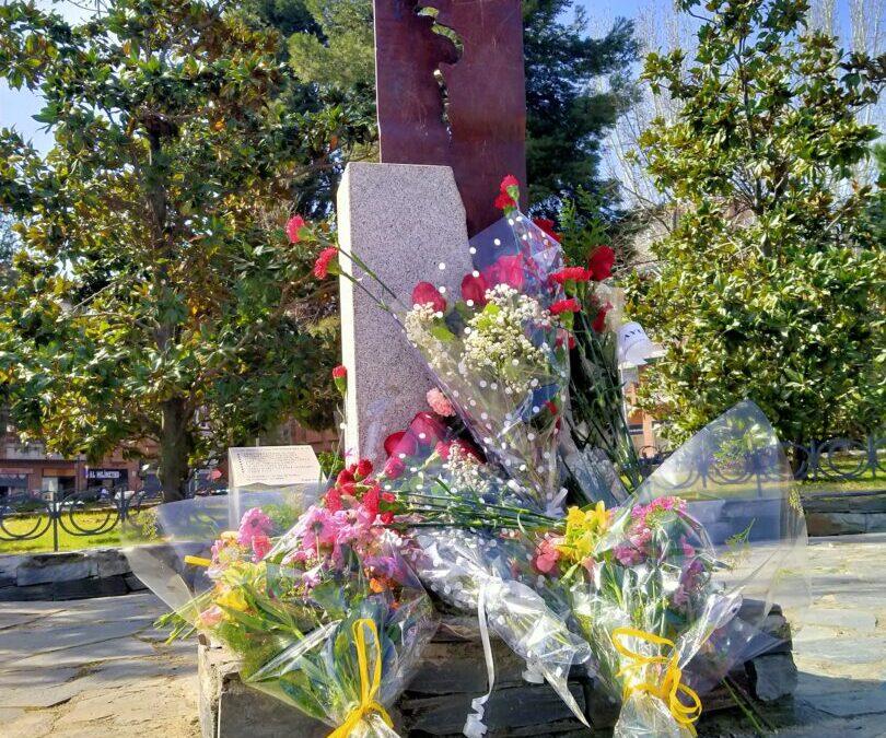 San Fernando de Henares vuelve a rendir homenaje a las víctimas del 11 de marzo en el decimoséptimo aniversario de los crueles atentados