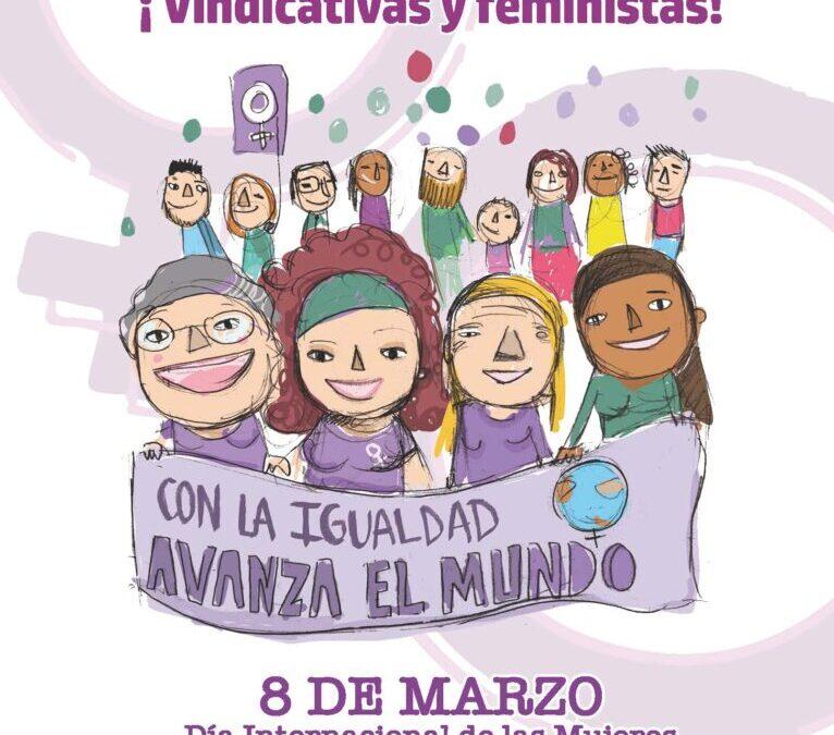 San Fernando de Henares inaugurará las jornadas por el Día de las Mujeres, que se desarrollarán bajo el lema '8M por la Igualdad. ¡Vindicativas y Feministas!' el próximo 5 de marzo
