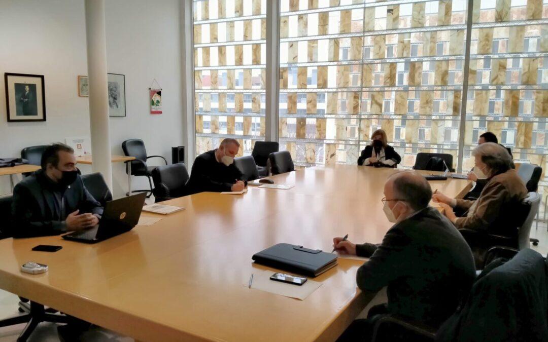 Nuevos avances por el Pacto Local por el Empleo suscrito entre el Ayuntamiento de San Fernando de Henares y los agentes sociales
