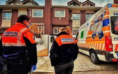 La Agrupación de Protección Civil de San Fernando de Henares realizará traslados de personas con movilidad reducida a los colegios electorales