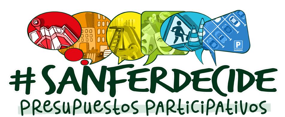 #SanferDecide: Tu Votas los Presupuestos Participativos de 2021