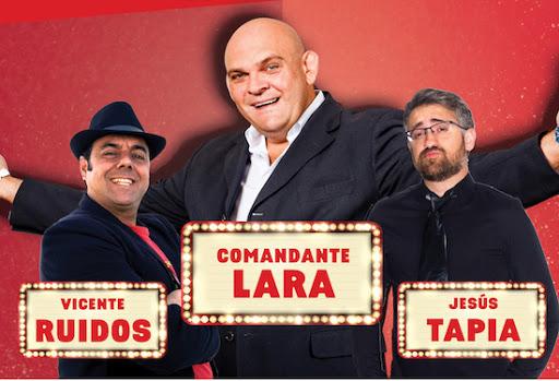 'Comandante Lara' inaugura las tablas del Teatro Federico García Lorca en el mes de mayo