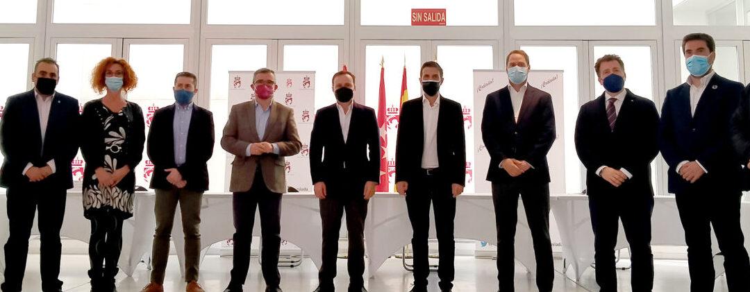 Celebrada la primera Mesa de Alcaldes del Consorcio Red Local